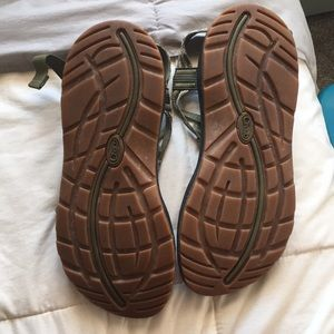 Chaco Shoes - Like new double strap popline boa CHACOS z-cloud
